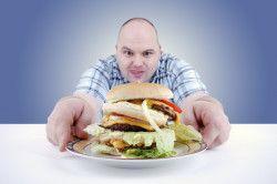 Шкідлива їжа - причина гастриту