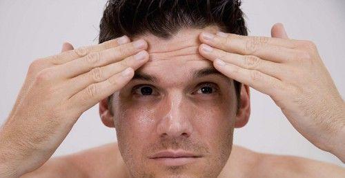 Причини і лікування прищів на тілі у чоловіків