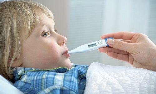 Причини проносу і температури у дитини