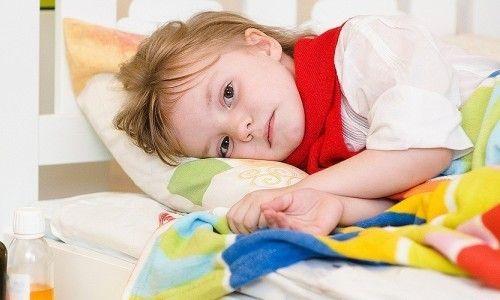 Причини розвитку та лікування пневмонії у дітей