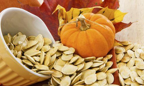 Застосування гарбузового насіння від глистів