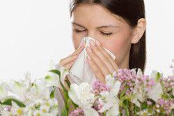 Алергія - причина нежиті