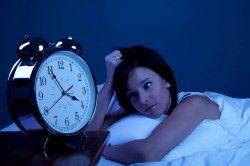 Негативний вплив безсоння на стан нервової системи