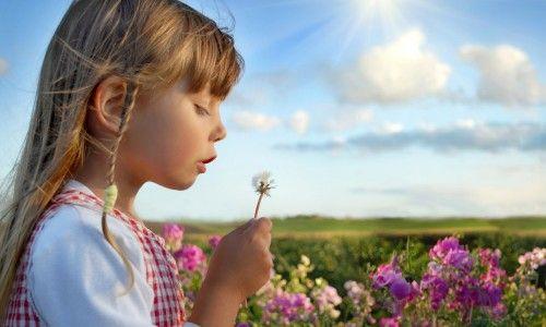 У вашої дитини алергія на пилок: немедикаментозне і медикаментозне лікування