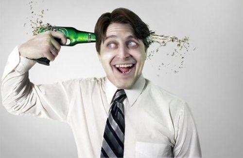 У чому полягає шкода пива для чоловіків?