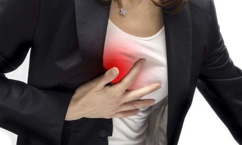 Можливі ускладнення інфаркту міокарда