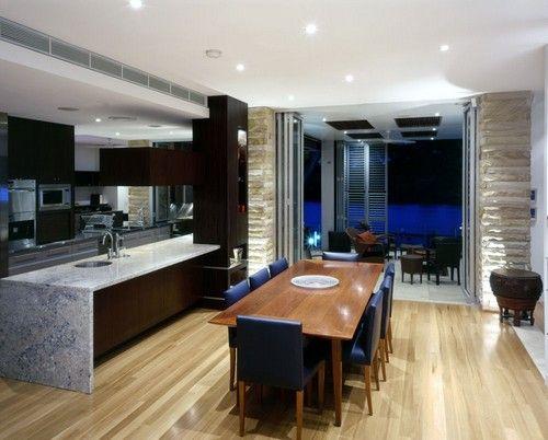 Фото кухні їдальні