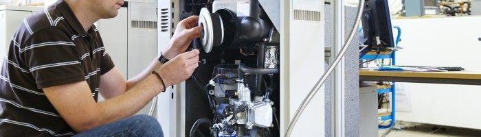 Як зробити ремонт газової колонки