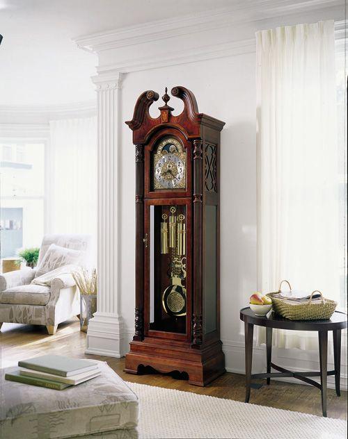 Настінний годинник як елемент декору